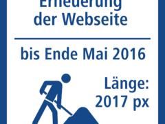 mdr freie Umbau Webseite